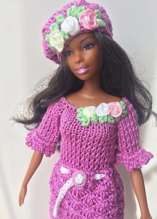 Одежда для Барби №33 ручной работы на заказ