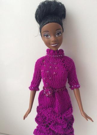 Одежда для Барби №32 ручной работы на заказ