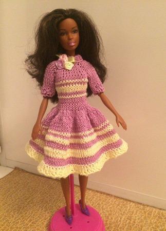 Одежда для Барби №31 ручной работы на заказ