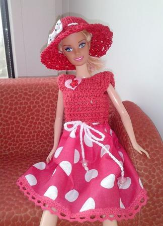 Одежда для Барби №30 ручной работы на заказ