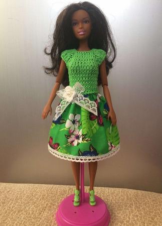 Одежда для Барби №29 ручной работы на заказ