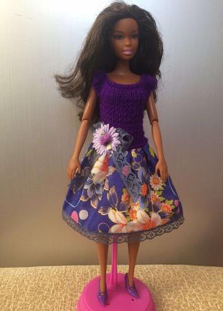 Одежда для Барби №28 ручной работы на заказ