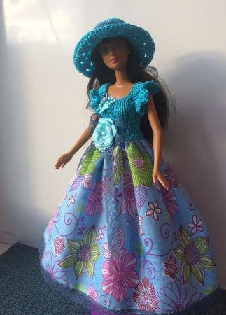 Одежда для Барби №26 ручной работы на заказ