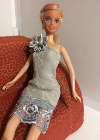 Одежда для Барби №24 ручной работы на заказ