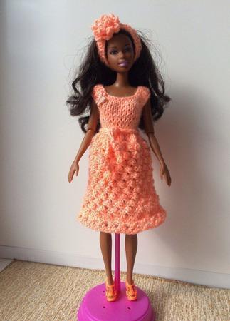 Одежда для Барби №23 ручной работы на заказ