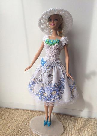 Одежда для Барби №22 ручной работы на заказ