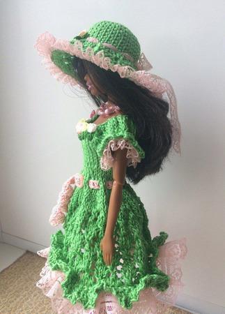 Одежда для Барби №20 ручной работы на заказ