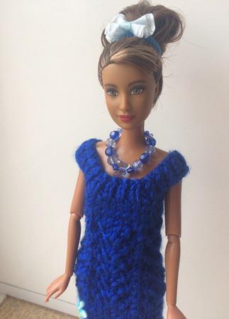 Одежда для Барби №19 ручной работы на заказ