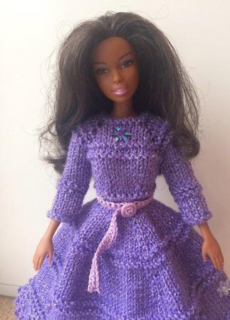 Одежда для Барби №9 ручной работы на заказ