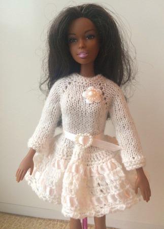 Одежда для Барби №7 ручной работы на заказ