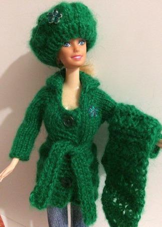 Одежда для Барби №4 ручной работы на заказ