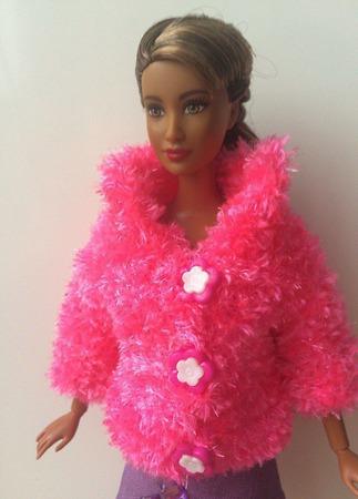 Одежда для Барби №2 ручной работы на заказ