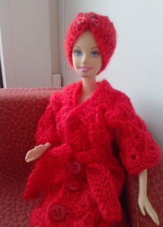Одежда для Барби №1 ручной работы на заказ