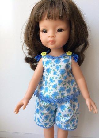 Одежда для куколок Паола Рейна №7 ручной работы на заказ