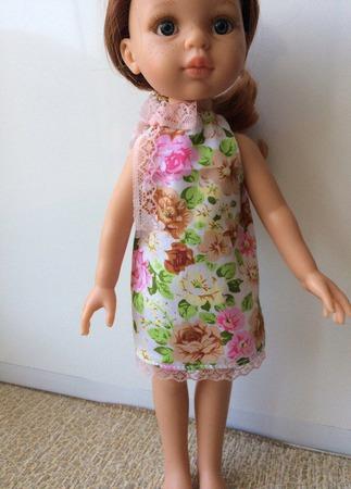 Одежда для куколок Паола Рейна №6 ручной работы на заказ