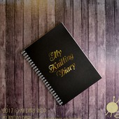Золото А5 Дневник вязальщицы My Knitting Diary