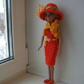 """Комплект одежды """"Летний шик"""" для куколки мокси тинз"""