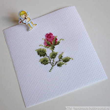 Заготовки. вышивка Цветы ручной работы на заказ