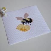 Заготовки. вышивка Пчела