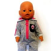 Комбинезон для куклы Бэби Борн