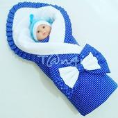 Базовый комплект для новорожденного, летний