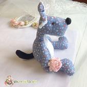 Интерьерная игрушка Пёс по кличке Дар