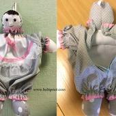 Кукла-мешок для пижамы