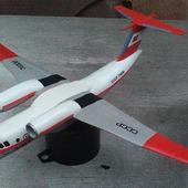 Модель-игрушка самолет Ан-74