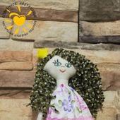 Текстильная кукла Принцесса