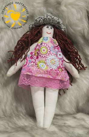 Текстильные куколки ручной работы на заказ