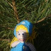 Вязанные куколки
