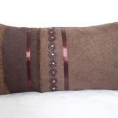 Подушка декоративная (чехол) Вечер вдвоем