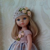 Комплект для кукол Паола Рейна.