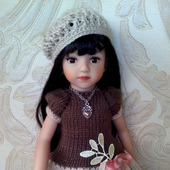 Комплект для куклы  Maru.( 35 см )