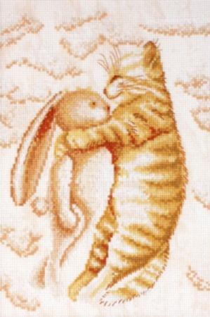 Набор для вышивки Марья Искусница  «Баю-бай» ручной работы на заказ