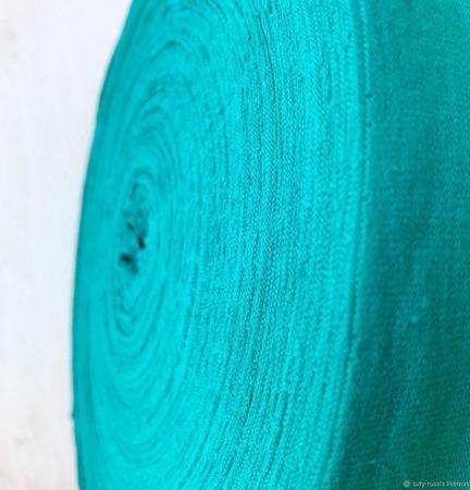 Трикотажная лента в ролике 50 м. ручной работы на заказ