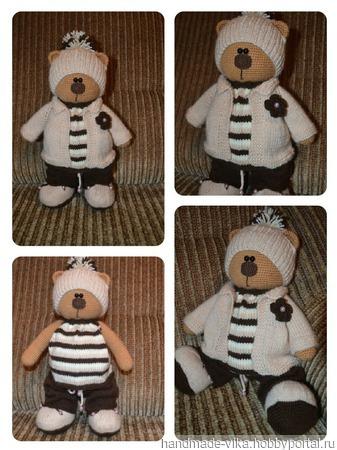 Вязаные медведи! ручной работы на заказ