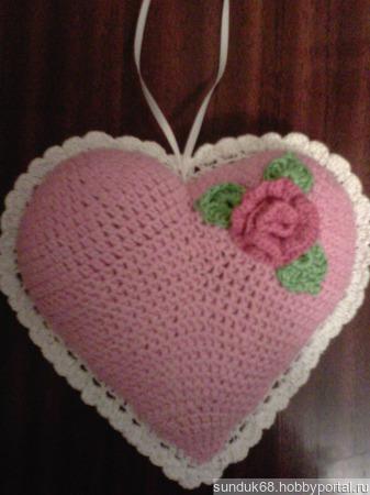 Сердце - в подарок ручной работы на заказ