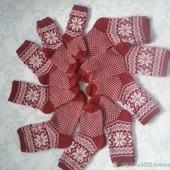 Носки Рождественские для всей семьи