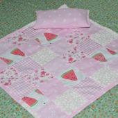 Кукольное одеяло