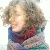 Палантин (шарф) Морисоль