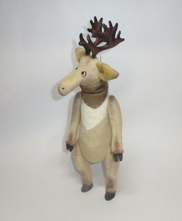 Северный олень Ричард II ручной работы на заказ