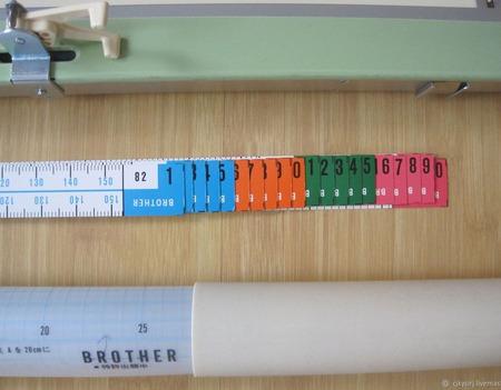 Лекальное устройство LK-116 для Brother ручной работы на заказ