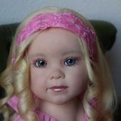 Кукла реборн Лукреция