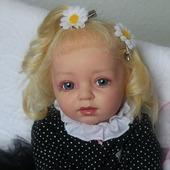 """Кукла реборн """"Натали""""."""
