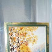 фото: Картины и панно (березовая роща)