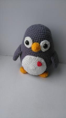 Пингвинёнок ручной работы на заказ