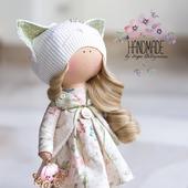 Куколка Кошечка