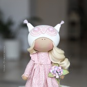 Куколка СОВУШКА