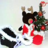 Рождественский олененок